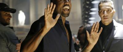 Kanye West anuncia candidatura à Casa Branca