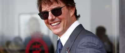 Tom Cruise destrói carro milionário em filme