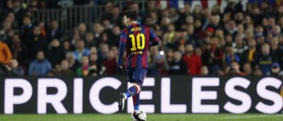 Man. City oferece salário 'monstruoso' para convencer Messi
