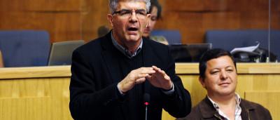 Edgar Silva é o candidato do PCP às eleições presidenciais