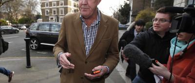 Ex-apresentador de 'Top Gear' esteve numa clinica de reabilitação