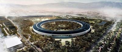 Em que estado está a nova sede da Apple? Este drone mostra-lhe