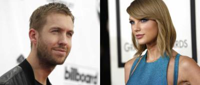 Calvin Harris faz música para Taylor Swift