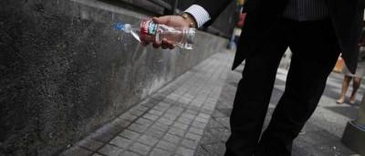 São Francisco usa tinta 'anti-urina' para evitar alívios públicos