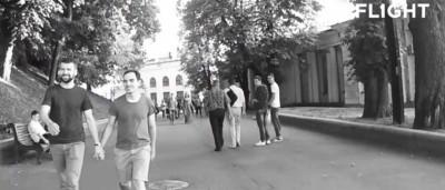 A vida de um casal homossexual em Kiev