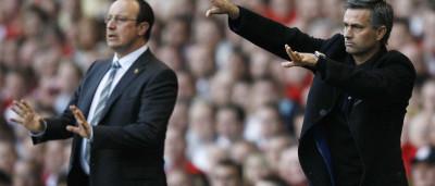 """""""Benitez limpa as confusões de Mourinho"""""""