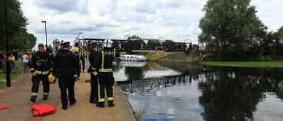 Morreu afogado porque polícia não teve autorização para salvá-lo