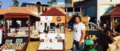 Longe da TV, Marco Costa aposta em atividades culinárias