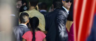 Casamento do ano: Jorge e Sandra Mendes 'deram o nó'