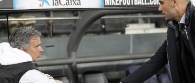"""Guardiola? """"José Mourinho é melhor treinador"""""""