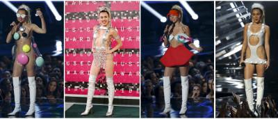 Passadeira vermelha: os looks usados na gala de prémios MTV