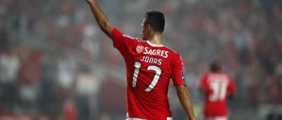 Benfica pode estar em busca de novo 'Jonas'