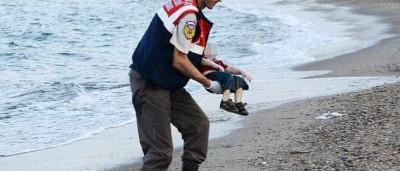 Aylan e Galip morreram para fugir à guerra. Tinham apenas 3 e 5 anos