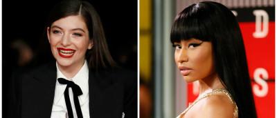 Lorde e Nicki Minaj juntas?