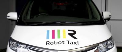 Japão testa táxis autónomos no próximo ano