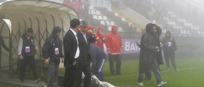 Adiado o União da Madeira - Benfica devido a forte nevoeiro