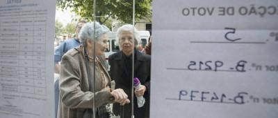 Urnas já encerraram em Portugal continental. Resultados a chegar...