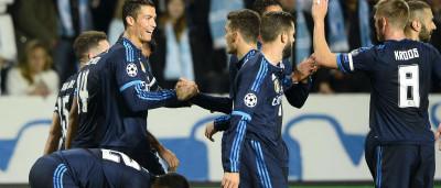 """Kavacic diz que Ronaldo fez """"piadas"""" quando este chegou ao clube"""