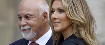 Celine Dion prepara-se para passar último natal com marido