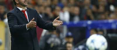Atlético carimba passagem do Benfica aos 'oitavos' da Champions