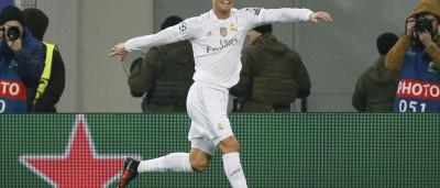 Cristiano Ronaldo lidera lista de melhores marcadores