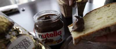 Nutella proíbe rótulo com nome de menina de cinco anos. Mãe revoltada