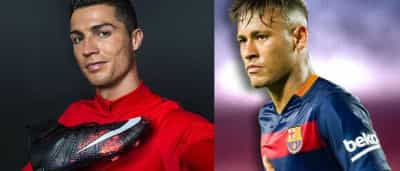 Nike vai substituir Ronaldo por Neymar