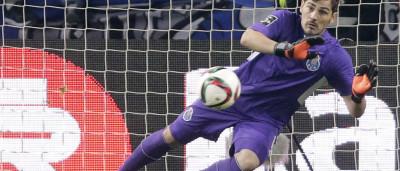 Casillas teve de acalmar adeptos após jogo frente ao Tondela