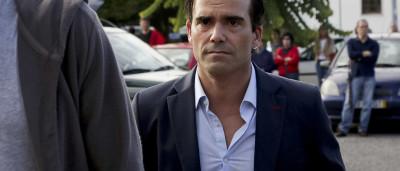 Marco Delgado reage pela primeira vez à sua detenção