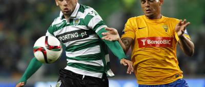 Sporting: central do Estoril é o quarto reforço para janeiro