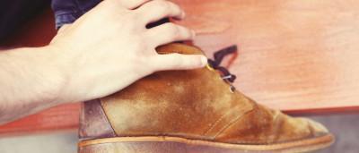Três razões para nunca mais usar sapatos dentro de casa
