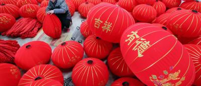 É assim a espera do tão aguardado Ano Novo Chinês