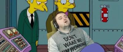 Adormeceu no primeiro dia de trabalho e reações são hilariantes