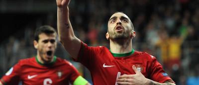 Magia de Ricardinho não chega e Portugal defronta Espanha nos 'quartos'