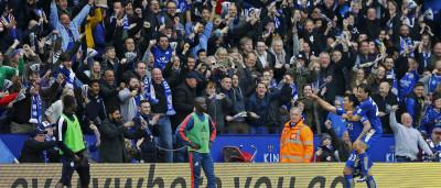Leicester City sagra-se campeão inglês