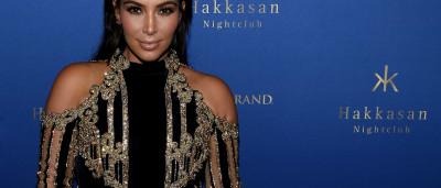 Kim Kardashian revela o seu peso