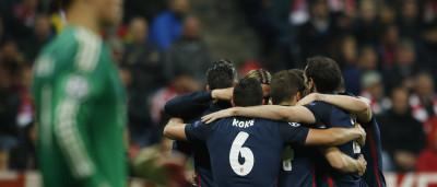 [2-1] Bayern fez Atlético sofrer, mas espanhóis dizem 'ciao Milano'
