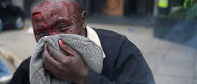 A (chocante) violência policial nas ruas de Nairobi