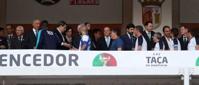 Pinto da Costa nem cumprimentou Peseiro. Despedimento à vista?