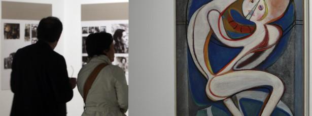 Artistas da Guiné-Bissau oferecem pinturas a doadores internacionais