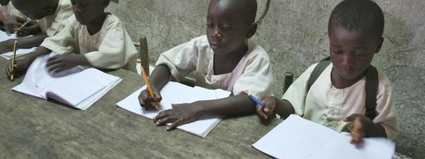 Projeto planeia construir 75 salas de aula na Guiné-Bissau