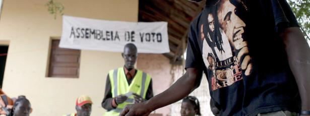 Orçamento para eleições gerais na Guiné-Bissau analisado segunda-feira