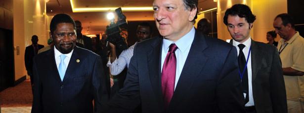 Durão saúda Acordo Parceria Económica com África Ocidental
