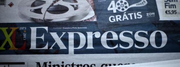 Expresso avança com ação judicial para anular decisão que impede entrevista a José Sócrates