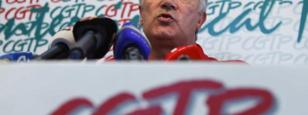 CGTP marcou greve geral para 27 de Junho