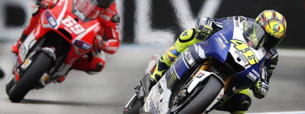 Valentino Rossi conquista primeira vitória desde 2010