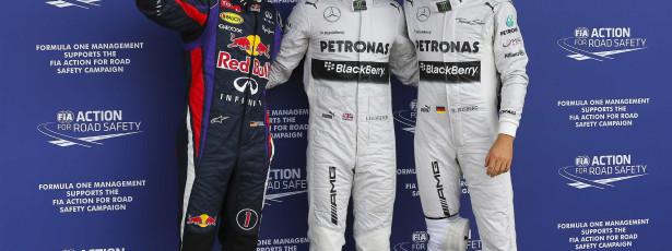 Nico Rosberg vence Grande Prémio da Grã-Bretanha e Vettel abandona