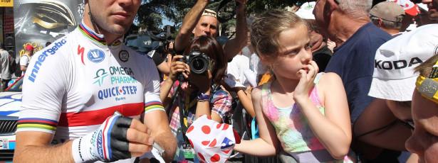 Cavendish é persona non grata em prova holandesa