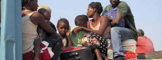 Um morto e nove feridos em ataque no centro de Moçambique