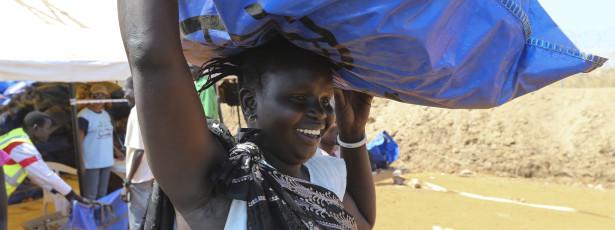 Programa Alimentar Mundial apoia 160 mil pessoas por ano na Guiné-Bissau